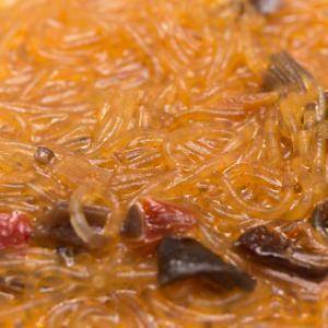【レシピ・カロリー付き】麻婆春雨・大根サラダ・わかめと卵のスープ【今日の献立33】