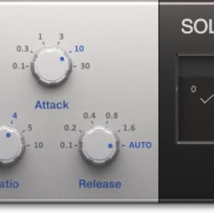 Native Instruments SOLID BUS COMP 〜 ナチュラルなバスコンプ