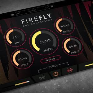 SoundSpot FireFly 〜 暖かみのあるバスコンプ
