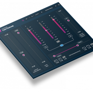 Leapwing Audio CenterOne 〜 高機能なファントムコントローラー