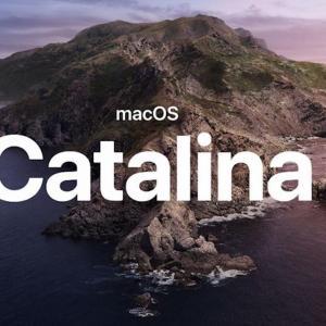 macOS Catalina 10.15.6 アップデートがリリース