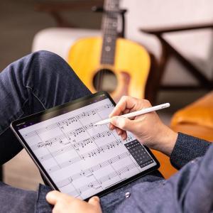 「最強の楽譜作成ソフトのSibeliusに待望のiPad版が登場」