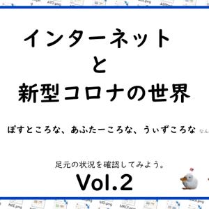 インターネットと新型コロナの世界(第2波に備えて)Vol.2