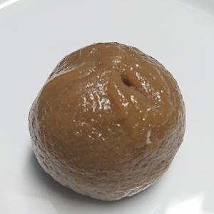 松田屋菓子舗さまのゆべし(黒糖)