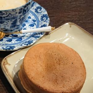 肴町喫茶ピエロさん:今川焼(回転焼き)