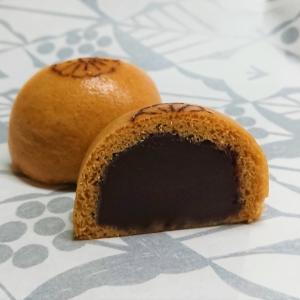 翁本舗さま:黒砂糖まんじゅう