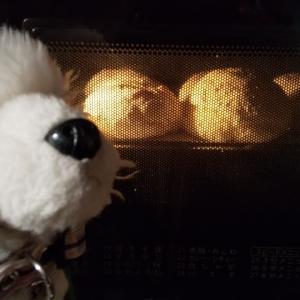 サニーちゃんと手作りパン
