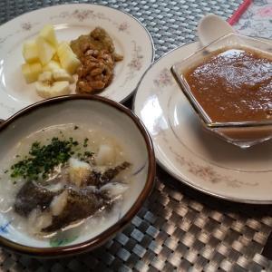 サニーちゃんの手作り朝食5/27