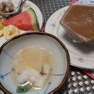 サニーちゃんの手作り朝ごはんと夜ご飯6/22