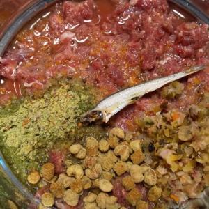 サニーちゃんの手作り朝ごはん/一食目『フードボウル』