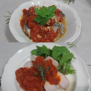 ❥イワシトマト VS チキントマト ~ ほんとにイタリアのトマト?! ~
