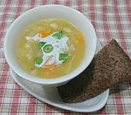 ❥マリガタニー(野菜スープカレー風味) ~チャイ~♡