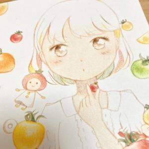 トマトでいっぱい~
