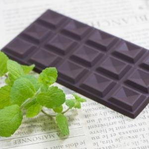 嬉しい!糖質制限中でもおやつにチョコレートを食べてもいいんだ♪