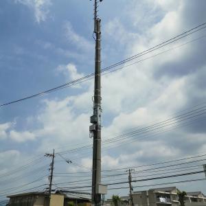 続・Rakuten UN-LIMITの無線基地局が近所にできました☆実はまだ完成していなかったようです。