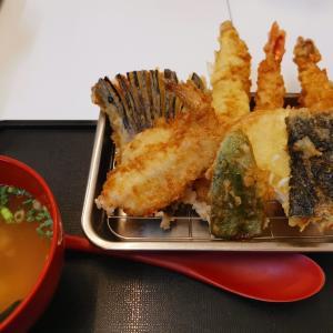 家族全員で揚げたての天ぷらを☆天ぷら まつもと ゆめタウン長府店
