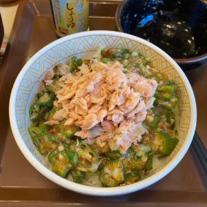 すき家で朝ご飯☆初めてモーニングを利用しました(´ω`*)