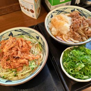 夏のうどんが登場☆鬼おろし肉ぶっかけを食べに行ってきました(´ω`*)丸亀製麺