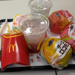 マクドナルドで、ハワイなう!期間限定のバーガー達を、発売日(7月28日)に食べに行ってきました(´ω`*)マクドナルド