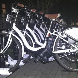 電動アシスト自転車乗ってみた
