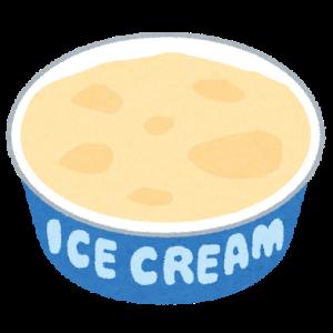 【衝撃】カップアイスのふた、舐めずに捨ててしまう人間が4割もいることが判明!!!