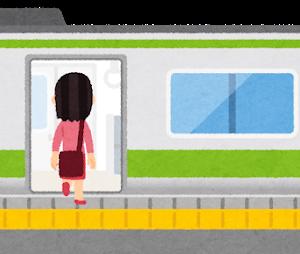 電車に乗った時ありがちなこと!!!!!!!