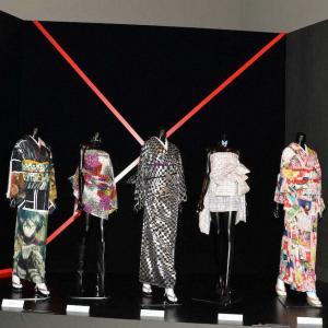【話題】YOSHIKIの手掛けた着物を東京国立博物館で展示!!!