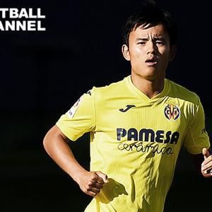 【衝撃】久保建英 19歳以下の市場価値ランキングで8位!「日本のファンタジスタ」「日本のメッシの異名を与えられた選手」