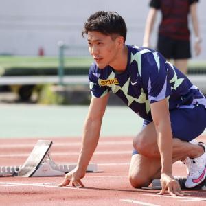 9秒台でも落選、陸上男子100メートルの代表3枠めぐる激戦!日本選手権は空前のハイレベル、25日に決勝!