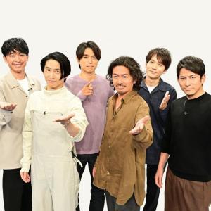V6「学校へ行こう!2021」放送日&3時間生放送が決定! 過去の傑作選の初配信も!!