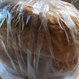 食パンでホットドック