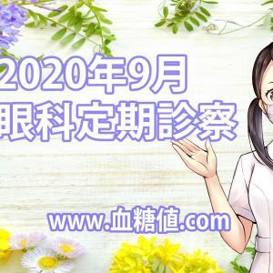 2020年9月 眼科定期診察 勇気を出して訊いてみた!