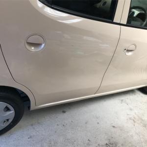 車のタイヤを交換してきました。