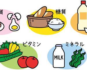 五大栄養素とは
