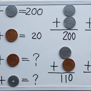 お金の学習と表記 2