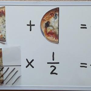 分数の意味を分かりやすく教える方法