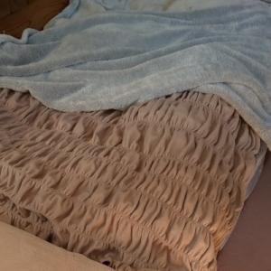 高齢者の冬の寝具の調整法