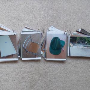 身振りの多用と写真カードの活用を保育士さんに依頼してみました