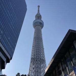 東京キャンパス巡りと受験生のホテル探し
