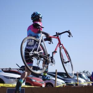 自転車と素材