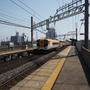 各駅探訪No.397 新正駅(近畿日本鉄道名古屋線)