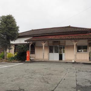 各駅探訪No.442 網田駅(JR三角線)