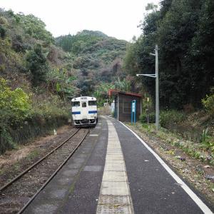 各駅探訪No.443 赤瀬駅(JR三角線)