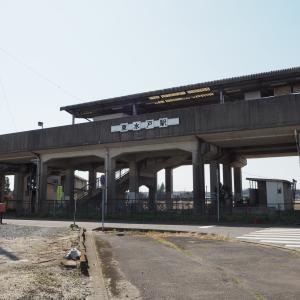 各駅探訪No.449 東水戸駅(鹿島臨海鉄道大洗鹿島線)