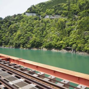 各駅探訪No.466 奥大井湖上駅(大井川鐵道井川線)