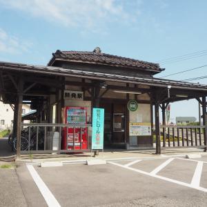 各駅探訪No.481 開発駅(富山地方鉄道上滝線)