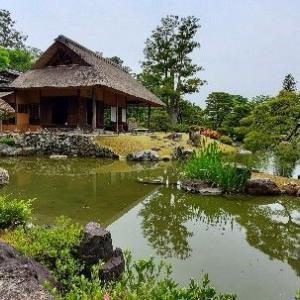 【旅人サイファの絶景100選】日本美の極致!京都桂離宮の絶景庭園!