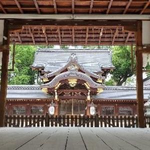 今宮神社で名物あぶり餅を食す!