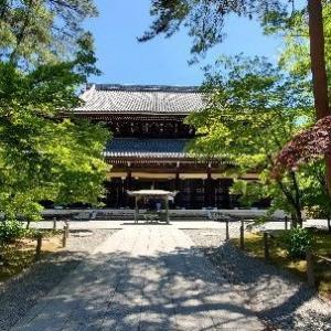 京都でも指折りの名庭園。南禅寺金地院!