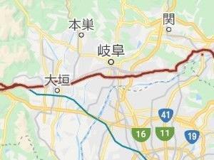 【旧一級国道をめぐる】第5話 国道21号線〜25号線